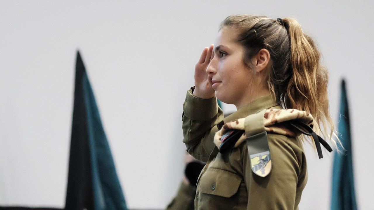 Fotos de mujeres soldados israelies desnudas 87
