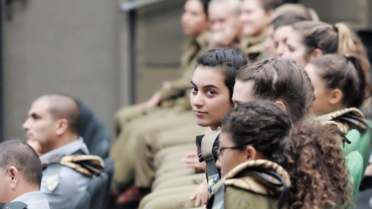 Fotos de mujeres soldados israelies desnudas 99