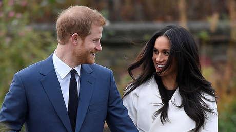 príncipe enrique gales actriz meghan markle tienen fecha