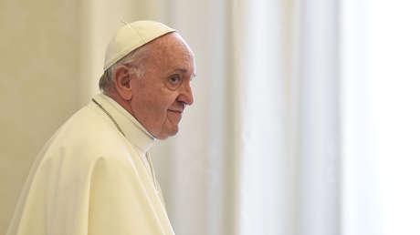 papa francisco afirma noticias falsas son pecado muy