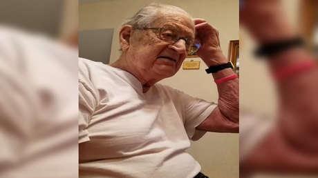 video reacción anciano descubrir años conquista red