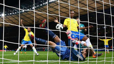 Brasil derrota a Alemania en un partido amistoso en Berlín