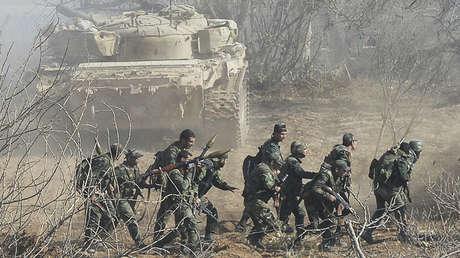 militares rusos niegan ejército sirio usara armas químicas