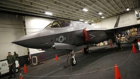turquía comprará aviones combate rusos vende f-35