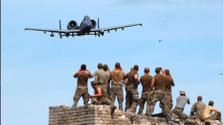 La OTAN admite que puede perder el control de los cielos