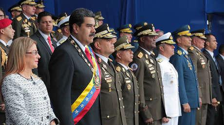 Moscú: Condenamos enérgicamente el atentado fallido contra Maduro