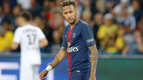 atención frágil red vuelve trolear neymar sesión fotos