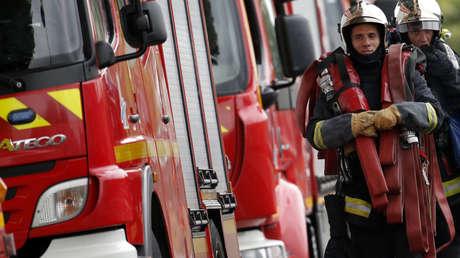Evacuan cinco edificios en París tras una explosión que dejó dos heridos (FOTOS)