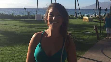 video fotos rescatan instructora yoga pasó dos semanas