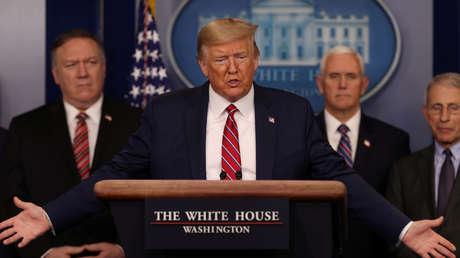 Trump sobre su supuesto aislamiento: No tengo tiempo para la estupidez, trabajamos las 24 horas