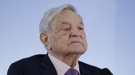 Soros turns antisocial: Billionaire says Facebook & Google manipulate users like gambling companies
