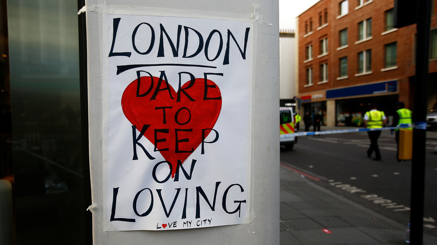 Sadiq Khan thinks that the London Bridge attack should encourage us to vote in the election