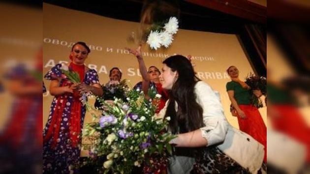 Inauguran en Moscú la semana del cine español Cinefiesta