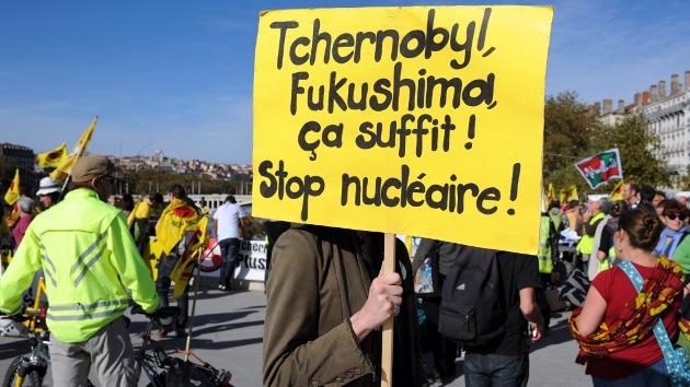 Fotos: Francia le dice 'No' a la energía nuclear