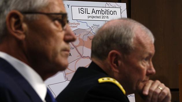 China revela la 'verdadera' razon de la campaña de EE.UU. contra el Estado Islámico