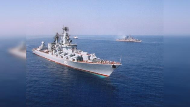 Ucrania y EE. UU. combatirán juntos a los piratas