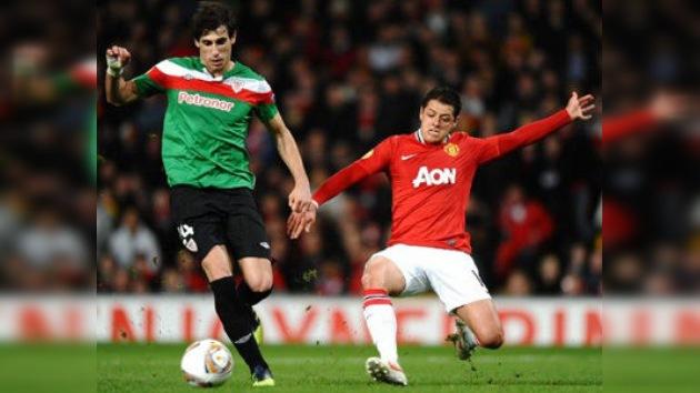 El Athletic de Bilbao sorprende a Europa al derrotar al Manchester United