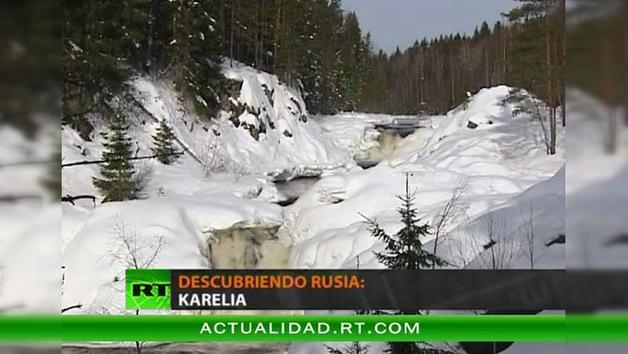 DESCUBRIENDO RUSIA : KARELIA