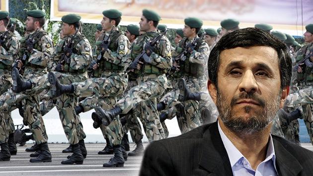 Irán envía sus tropas de élite a Siria en ayuda de Bashar al Assad
