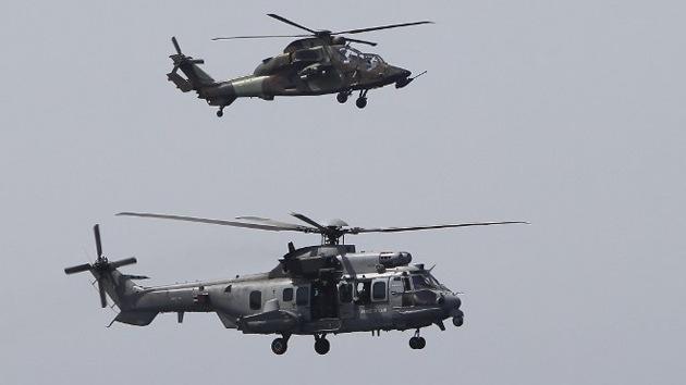 La OTAN está dispuesta a intervenir en Siria como lo hizo en Libia