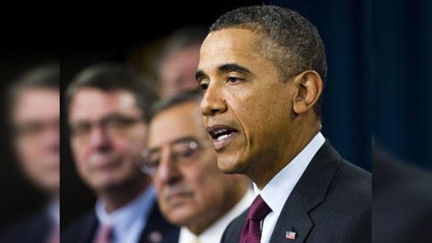 Obama promete mantener la superioridad militar y aumentar la presencia en Asia