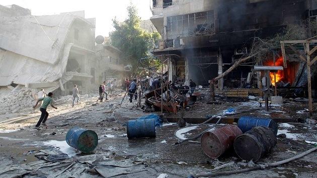 'Al Amriki': estadounidense perpetra por primera vez un ataque suicida en Siria