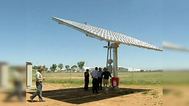 Un aeropuerto australiano experimenta con paneles fotovoltaicos