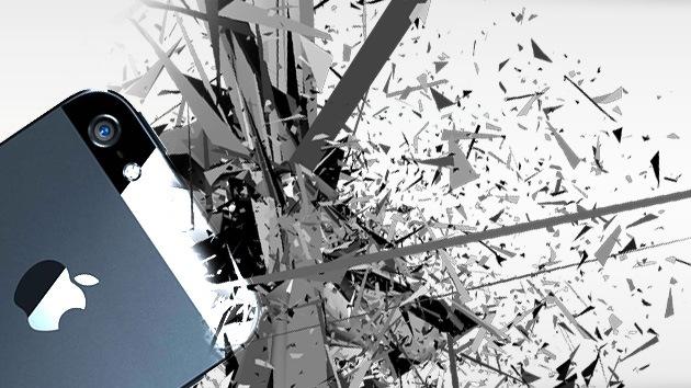 China: le explota su iPhone 5 y casi la ciega