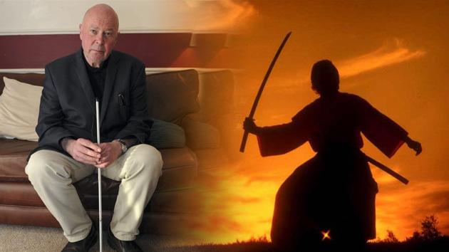 La Policía británica dispara contra un invidente tras confundirle con un samurái