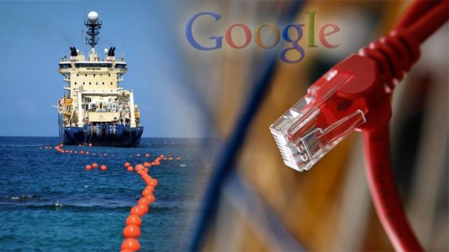 Google 'tiende puentes' de fibra óptica entre América Latina y EE.UU.