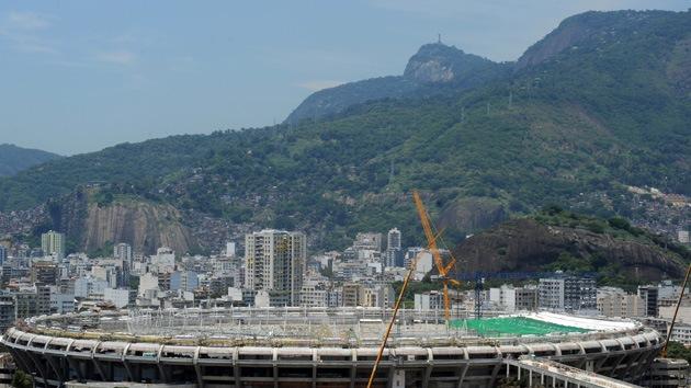 'Jogo bonito': Moteles de Río de Janeiro cambian el sexo por turistas del Mundial 2014