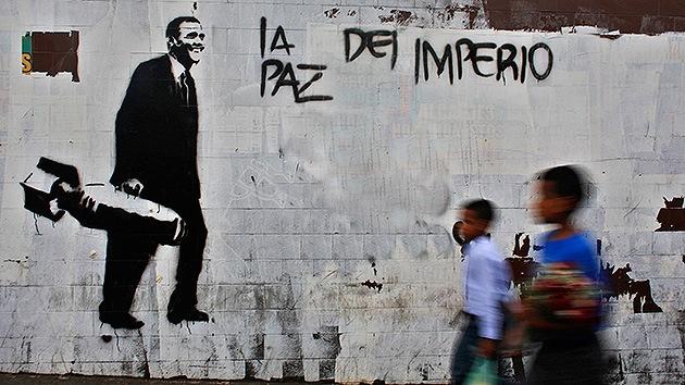 """Obama por carta a una estadounidense: """"Trabajo por Venezuela entre bastidores"""""""