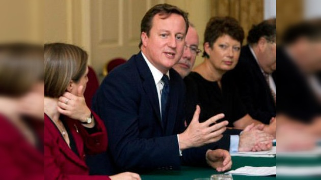 David Cameron ´declara la guerra´ a los inmigrantes indocumentados