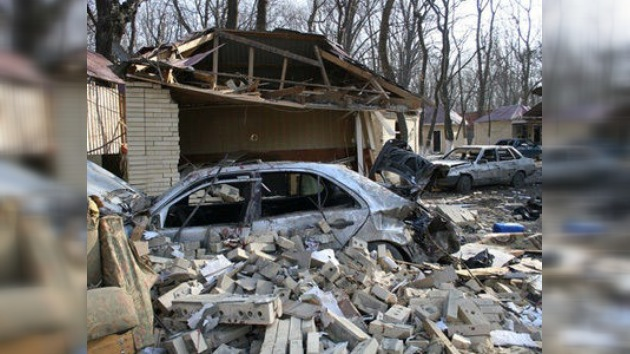 Una explosión de un coche bomba en Daguestán provoca cuatro muertos