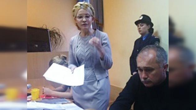 Rusia defiende la legitimidad de los acuerdos de gas con Ucrania imputados a Timoshenko