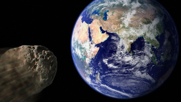 Un asteroide del tamaño de medio campo de fútbol se acerca a la Tierra este domingo