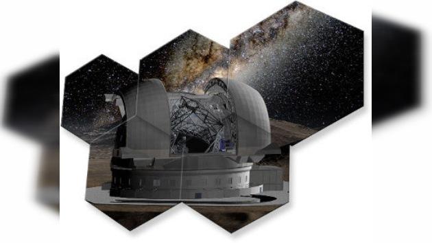 Chile rivaliza con España por el telescopio más grande del mundo