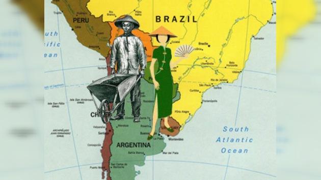 China aumenta su presencia en América Latina