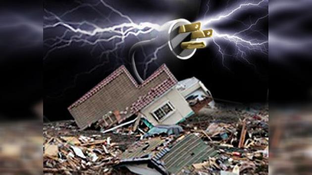 Japón: a la búsqueda de energía entre los escombros