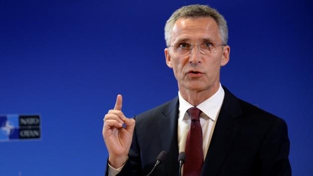 """Secretario general de la OTAN: """"La Alianza se puede desplegar donde quiera"""""""