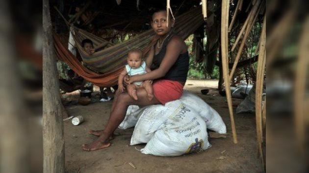 Los indígenas de Colombia, entre la amenaza y la esperanza