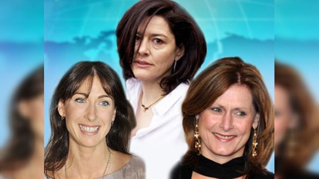 El destino de la política británica está en manos femeninas