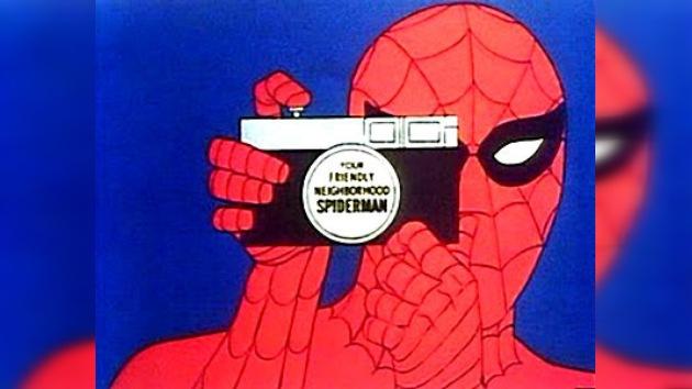 """Marvel defiende sus derechos sobre """"El Hombre Araña"""""""