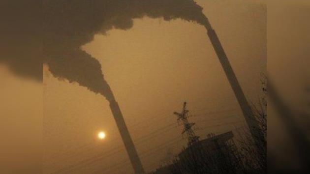 Capturar y enterrar dióxido de carbono para detener el calentamiento global