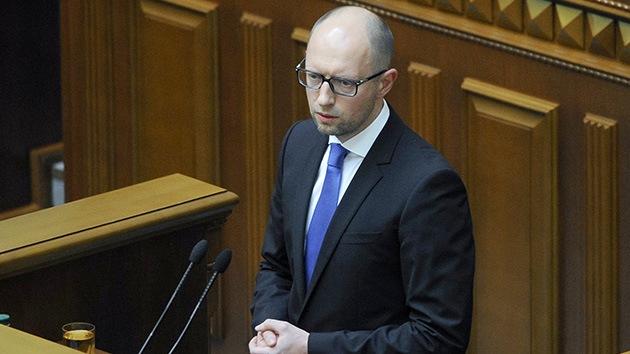 """Ucrania comienza el proyecto 'Muro' para trazar los """"límites reales"""" con Rusia"""
