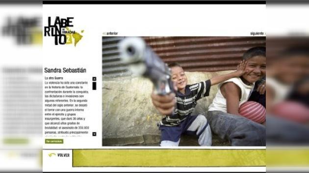La violencia en Iberoamérica retratada en una exposición en Buenos Aires