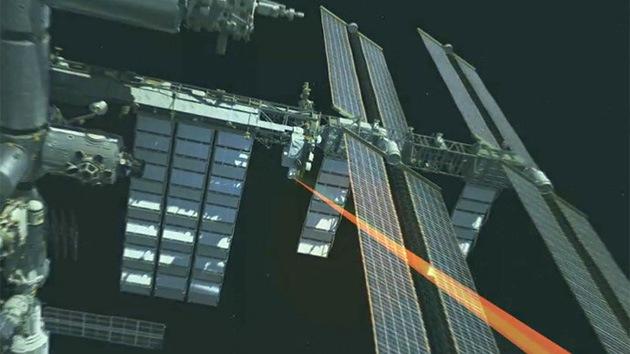 """""""¡Hola, mundo!"""": la NASA remite el primer video mediante láser desde el espacio"""