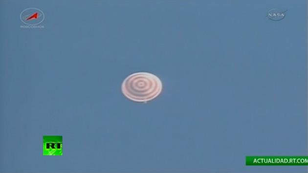 La 36ª tripulación de la Estación Espacial Internacional regresa a la Tierra