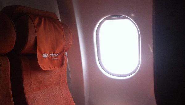 El asiento vacío de Snowden en un avión lanza su propia cuenta en Twitter
