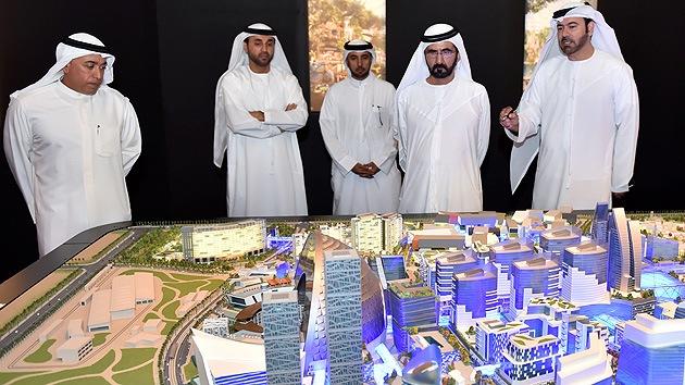 Dubái construirá el centro comercial más grande del mundo